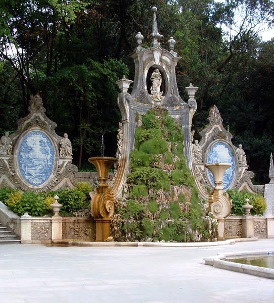 Botanická záhrada v Coimbre